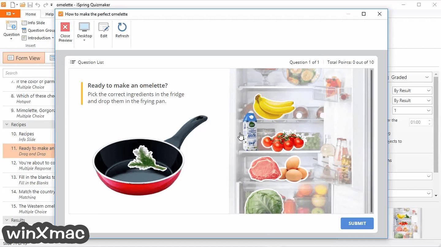 iSpring Suite Screenshot 4