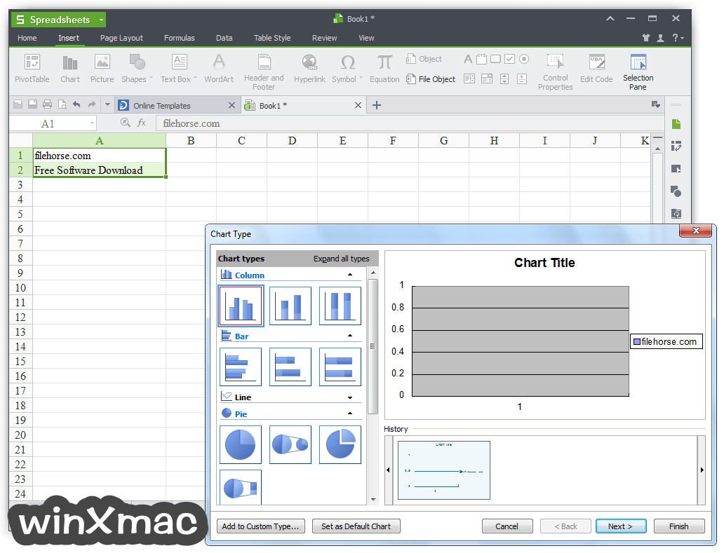 WPS Office Pro Screenshot 4
