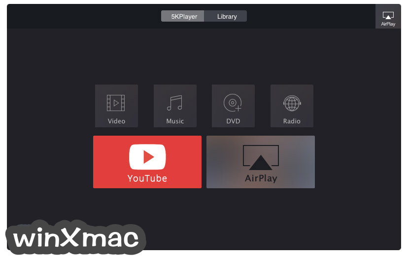 5KPlayer Screenshot 1