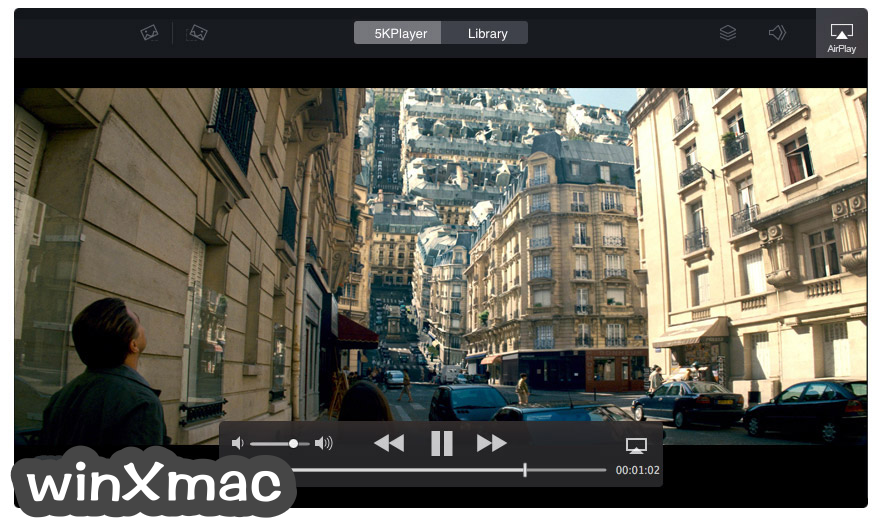 5KPlayer Screenshot 4
