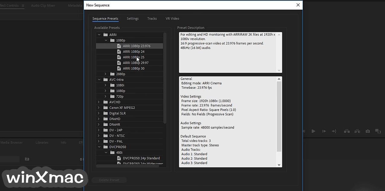 Adobe Premiere Pro Screenshot 3