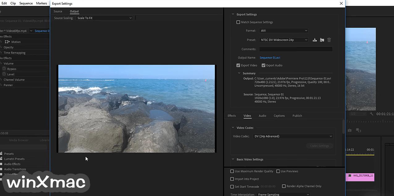 Adobe Premiere Pro Screenshot 5