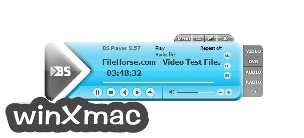 BS.Player Free Screenshot 1