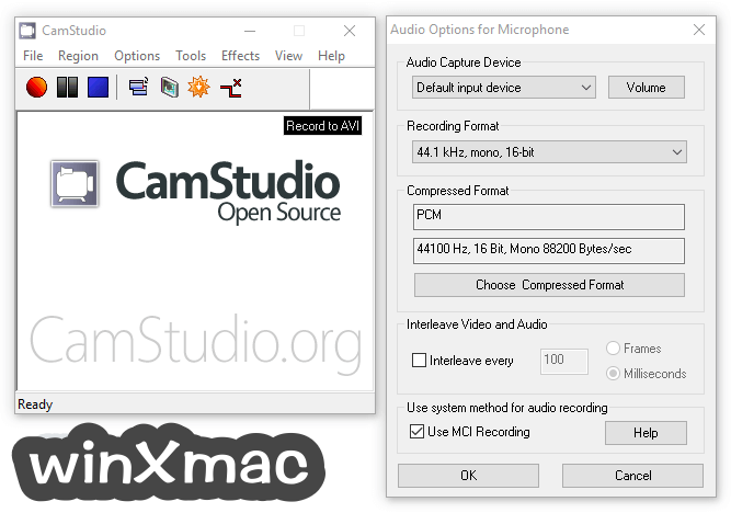 CamStudio Screenshot 3