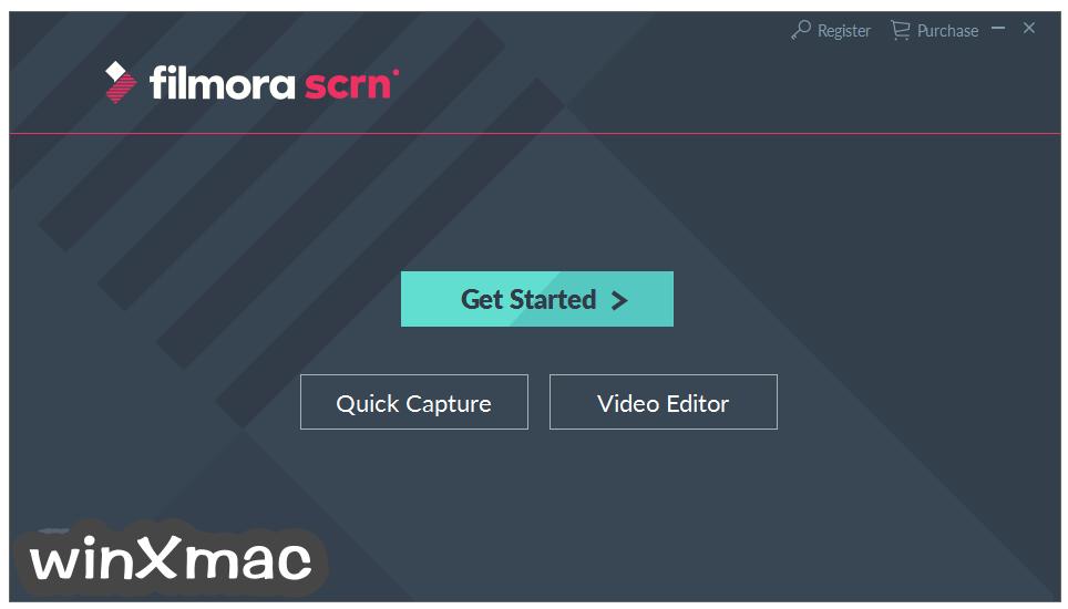 Filmora Scrn Screenshot 1