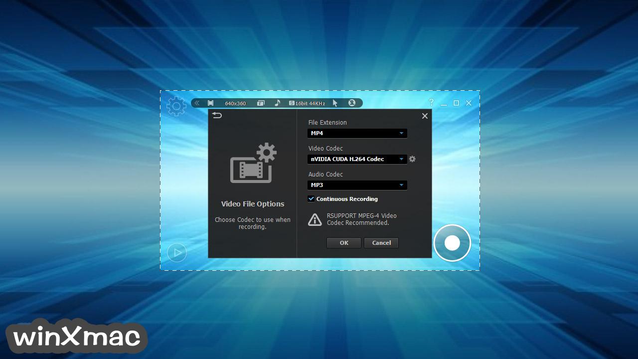 liteCam HD Screenshot 2