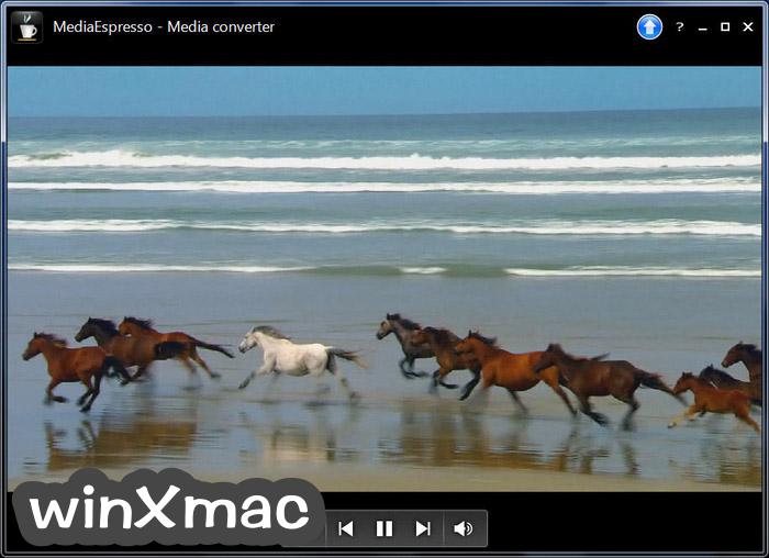 MediaEspresso Screenshot 3