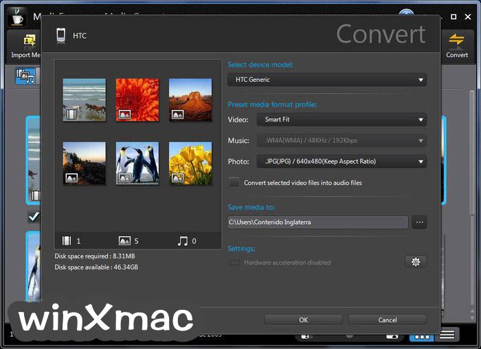 MediaEspresso Screenshot 5